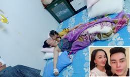 Làm việc cật lực khi mang bầu lần 2, vợ Lê Dương Bảo Lâm gặp vấn đề về sức khỏe