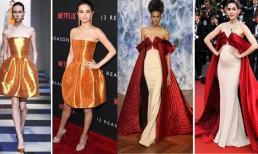 Sao Hollywood chứng minh mình mặc đẹp hơn cả mẫu trên sàn diễn
