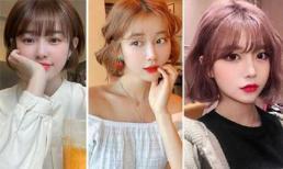 Top những kiểu tóc ngắn giúp gương mặt đẹp dễ thương và thuần khiết, cô nàng sành điệu đừng bỏ lỡ nhé