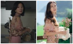 Kim Hee Ae đụng độ với Son Ye Jin chiếc áo hoa 15 triệu: Cả hai đều đẹp nhưng set đồ của 'chị đại bị cắm sừng' thú vị hơn hẳn