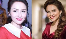 Bị nói thẩm mỹ làm mắt lé hẳn đi, Hoa hậu Diễm Hương đáp trả bằng hành động này