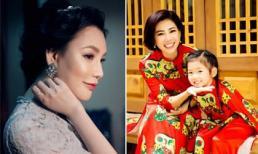 Hồ Quỳnh Hương mơ 'gặp' nữ nghệ sĩ trẻ đã mất còn lưu luyến con nhỏ, dân tình đoán là Mai Phương