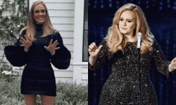 'Họa mi nước Anh' Adele gây kinh ngạc với thân hình mi nhon cùng vòng eo con kiến, hình ảnh béo ú trước kia đã đi vào dĩ vãng