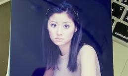 Loạt ảnh 'kỳ quái' năm 22 tuổi khiến Lâm Tâm Như chỉ muốn xoá đi