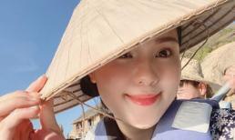Quỳnh Anh khoe da đẹp hơn cả lúc chưa bầu, Duy Mạnh liền 'bóc phốt' vợ