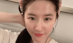 'Thần tiên tỷ tỷ' Lưu Diệc Phi có động thái lạ sau khi dính nghi vấn quay lại với Song Seung Hun