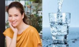 Để giảm cân, Đan Lê thực hiện chế độ khắc nghiệt: 4 ngày chỉ uống nước không ăn