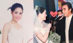 Nhan sắc xinh đẹp thời trẻ của vợ MC Quyền Linh, bảo sao sinh 2 con gái toàn mỹ nhân tương lai