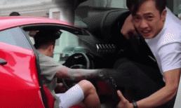 Hội đại gia chơi siêu xe Cường Đô La - Tuấn Hưng tái hợp, náo loạn cả đường phố