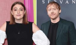 Chàng Ron của 'Harry Potter' đón con gái đầu lòng với người tình gắn bó 9 năm vẫn chưa cưới