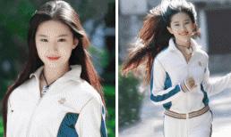 Loạt hình thanh xuân trong veo của 'Thần tiên tỷ tỷ' Lưu Diệc Phi gây bão mạng xã hội