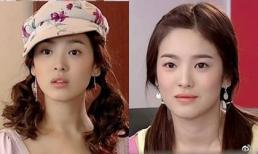 Ngắm lại vẻ đẹp 'sắc nước hương trời' của Song Hye Kyo thuở 'Full House' mới hiểu vì sao Hyun Bin, Song Joong Ki mê như điếu đổ
