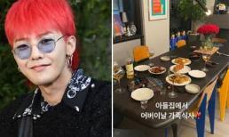 G-Dragon lộ ảnh bàn ăn ở penthouse 173 tỷ, thoạt nhìn như đồ chơi nhưng giá trị thật khiến ai cũng 'choáng'