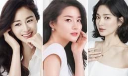 10 người đẹp nhất Hàn Quốc thế kỷ 21: Toàn 'người quen' khiến netizen trầm trồ 'Đẹp phát sợ lên được'
