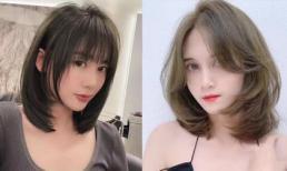 Kiểu tóc 'không dài, không ngắn' mới hot nhất 2020