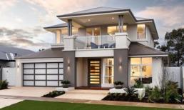 Mê mẩn 10 mẫu biệt thự mái thái sang trọng, hiện đại, chi phí thấp