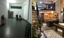 Gu thẩm mỹ ổn, chủ nhà tự lên ý tưởng cải tạo nhà kho thành căn hộ mini 'cực phẩm'