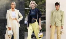 Quần jean đã quá nhàm, mùa hè này có một chiếc quần gọi là 'quần phô mai' sẽ thịnh hành, độ tuổi nào mặc cũng có thể đẹp