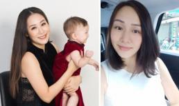 Hoa hậu Ngô Phương Lan quyết định cắt tóc ngắn, con gái nhỏ phản ứng bất ngờ