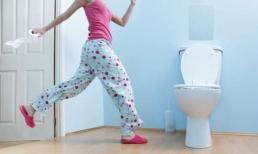Phụ nữ đi tiểu lần đầu sau khi thức dậy, nếu không có triệu chứng này, tử cung của bạn rất tốt