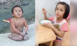 Sau 3 năm được nhận nuôi, em bé Mường Lát bị liệt cả 2 chân giờ ra sao?