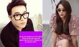 Sao Việt 20/5/2020: Minh Quân bức xúc muốn 'bóc phốt' một ca sĩ nổi tiếng lừa tiền, Hồ Hoài Anh cũng từng là nạn nhân; Tăng Thanh Hà đăng ảnh thần thái, fan bình luận: 'Đẹp thế ai chơi'