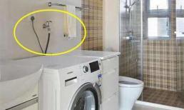 Có cần rút phích cắm máy giặt sau khi sử dụng hết không?