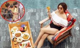 Hoàng Thùy Linh đăng ảnh mặc đồ nóng bỏng khi đi du lịch nhưng lại bị fan soi dấu hiệu hẹn hò Gil Lê