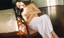 Sau trận 'khẩu chiến ngầm' với Gil Lê, Chi Pu tung ảnh bán nude gợi cảm