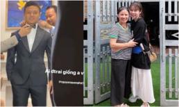 Vừa về ra mắt gia đình bạn trai, Huỳnh Anh đã cùng Quang Hải đi thử vest cưới?