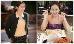 Son Ye Jin không hề trang điểm khi quay phim, còn rất mộc mạc tự làm tóc khiến nhân viên make up và đạo diễn phải bó tay