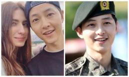 Trong một ngày, tên của Song Joong Ki được nhắc đến 2 lần nhưng đều chẳng mấy vui vẻ gì