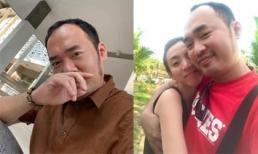 Hậu bị vợ bỏ quên ở quán ăn, Tiến Luật lại tiếp tục bị Thu Trang bỏ rơi ở ngoài sân vào đêm tối