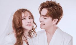 Sau một năm kết hôn chồng trẻ, ca sĩ Thu Thủy đang mang thai con gái ở tháng thứ 5