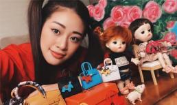 Hoa hậu Khánh Vân chơi lớn đập hộp loạt túi hiệu '200 ngàn'