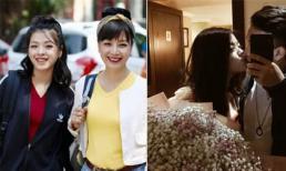Mới 16 tuổi, con gái út NSƯT Chiều Xuân đã khoe hình ảnh 'khóa môi' tình tứ bạn trai DJ