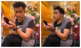 Vốn nổi tiếng chuẩn men, khoảnh khắc nữ tính của Thanh Bình khiến fan 'thất thần'