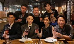 Hoà Minzy mừng sinh nhật cùng gia đình Hoa dâm bụt, nhưng bạn trai cô laki chiếm spotlight