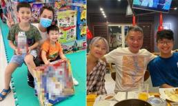 Đăng Khôi, NSND Công Lý và loạt sao Việt tặng quà, đưa con đi chơi nhân ngày Quốc tế thiếu nhi (1/6)