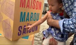 Lan Phương khoe con gái đã biết đọc chữ khi mới 24 tháng, bật mí con rất ham học