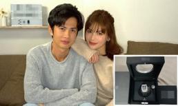 Được Sĩ Thanh tặng đồng hồ gần 400 triệu, Huỳnh Phương vẫn không quên 'cà khịa' Tiến Luật