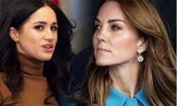 Meghan Markle phản ứng 'dữ dội' khi hoàng gia Anh lên tiếng bênh vực chị dâu Kate
