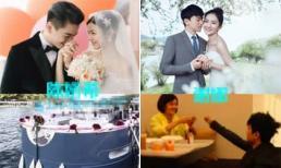 Những màn cầu hôn đẹp như ngôn tình của sao Hoa ngữ: Đời con gái chỉ mong một lần như thế