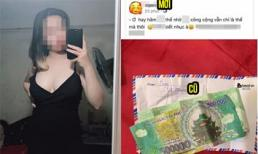 Gay cấn hơn phim: Mời bạn gái cũ đi đám cưới, vợ chồng son tái mặt khi mở phong bì là hai tờ tiền âm phủ, thi nhau lên mạng 'bóc phốt'