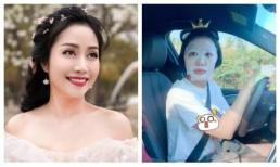 Vừa chở con đi học, vừa đắp mặt nạ, Ốc Thanh Vân thừa nhận 'dị'