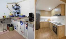 Cải tạo nhà sâu trong hẻm theo kiểu không gian Nhật kết hợp kiểu Việt, thay đổi nhiều nhất là gian bếp