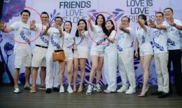Trương Ngọc Ánh hạn chế thân mật cùng người yêu tin đồn trong tiệc sinh nhật bạn gái Chi Bảo