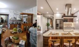 Hô biến căn chung cư cũ thành không gian sống sang chảnh