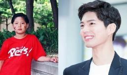 'Tình trẻ' của Song Hye Kyo gây sốt với loạt ảnh béo tròn trong quá khứ