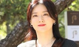 Lâu ngày mới tham gia đóng phim, 'Quốc bảo nhan sắc' Lee Young Ae mất tự tin về diễn xuất
